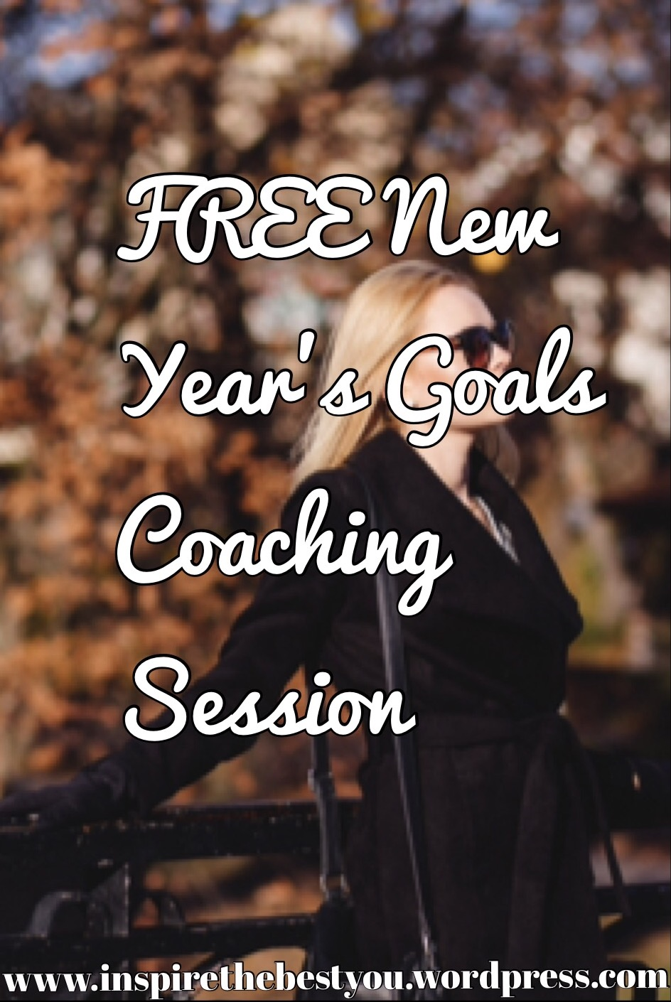 FREE New Year's Goals Coaching Session