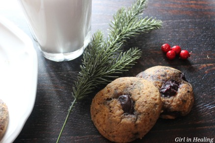two-cherry-amaretto-cookies